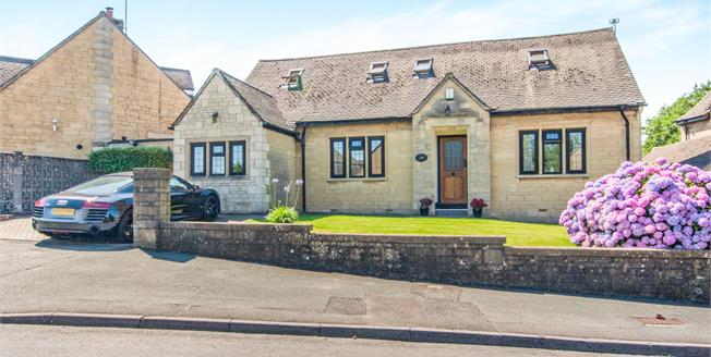 Asking Price £725,000, 5 Bedroom Detached House For Sale in Bristol, BS16