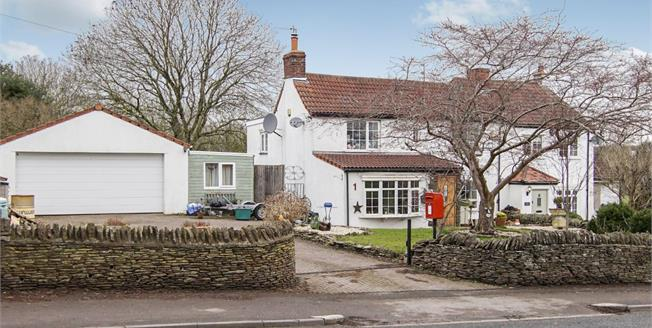 Guide Price £650,000, 4 Bedroom Semi Detached House For Sale in Hambrook, BS16
