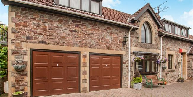 Guide Price £570,000, 3 Bedroom Detached House For Sale in Frenchay, BS16