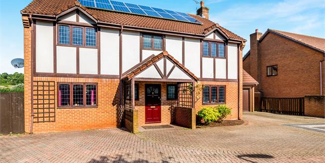 Asking Price £725,000, 6 Bedroom Detached House For Sale in Bristol, BS16