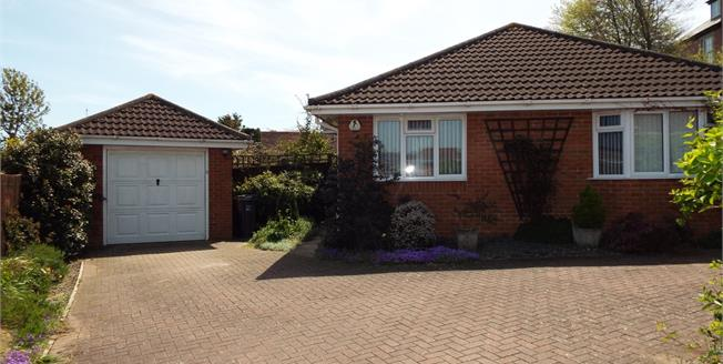 Asking Price £255,000, 3 Bedroom Detached Bungalow For Sale in Templecombe, BA8