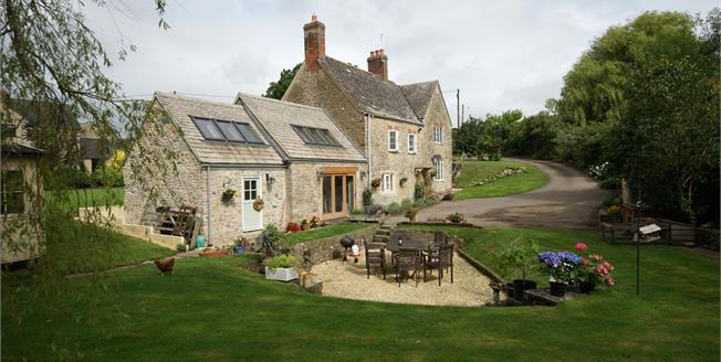 Guide Price £825,000, 4 Bedroom Detached House For Sale in Somerset, BA10