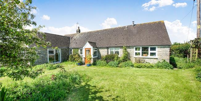 Offers in excess of £380,000, 2 Bedroom Detached Bungalow For Sale in Stowell, DT9