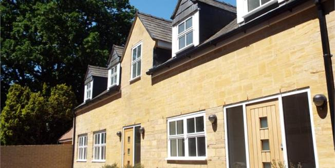 £260,000, 2 Bedroom House For Sale in Priory Gate, BA7
