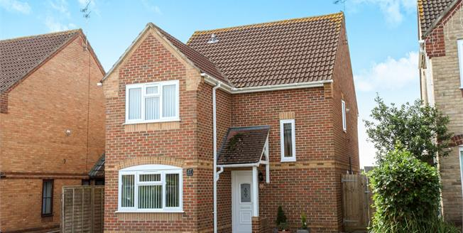 Offers in excess of £250,000, 3 Bedroom Detached House For Sale in Gillingham, SP8