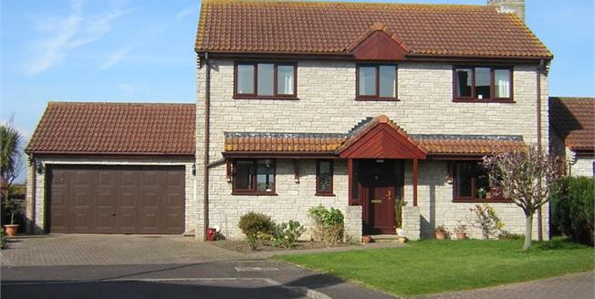 Offers in excess of £335,000, 4 Bedroom Detached House For Sale in Ilchester, BA22