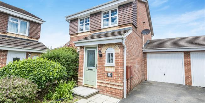 Offers in excess of £210,000, 3 Bedroom Link Detached House For Sale in Yeovil, BA21