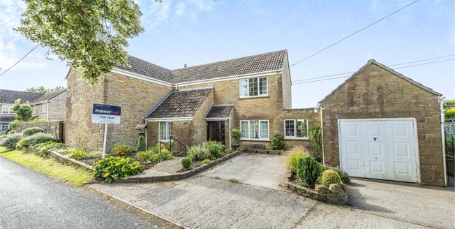 Offers in the region of £350,000, 3 Bedroom Detached House For Sale in West Coker, BA22