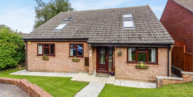 Offers in excess of £360,000, 5 Bedroom Detached Bungalow For Sale in Yeovil, BA21
