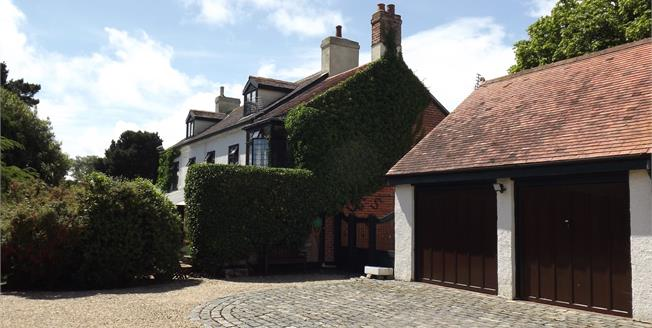 Asking Price £975,000, 6 Bedroom Detached House For Sale in Christchurch, BH23