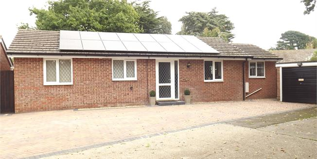 Asking Price £445,000, 3 Bedroom Detached Bungalow For Sale in Christchurch, BH23