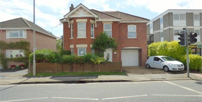 Asking Price £460,000, 5 Bedroom Detached House For Sale in Walkford, BH23