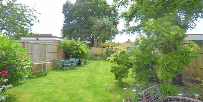 Asking Price £475,000, 5 Bedroom Detached House For Sale in Walkford, BH23