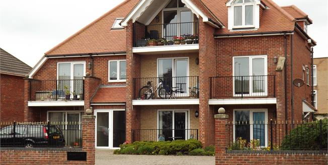 Offers in excess of £270,000, 2 Bedroom Flat For Sale in Bournemouth, BH6