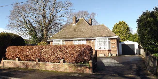 Asking Price £400,000, Detached Bungalow For Sale in Burton, BH23