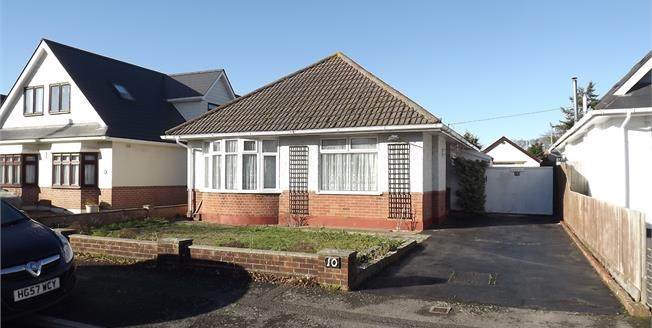 Offers in excess of £375,000, 2 Bedroom Detached Bungalow For Sale in Christchurch, BH23