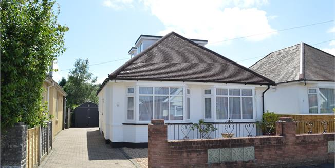 Asking Price £349,950, 3 Bedroom Detached Bungalow For Sale in Bournemouth, BH9