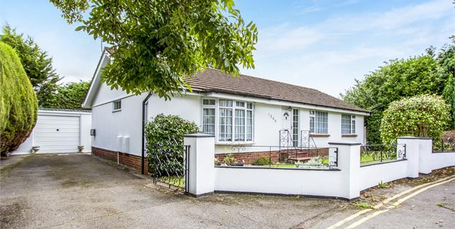 Offers in excess of £320,000, 3 Bedroom Detached Bungalow For Sale in Bournemouth, BH10