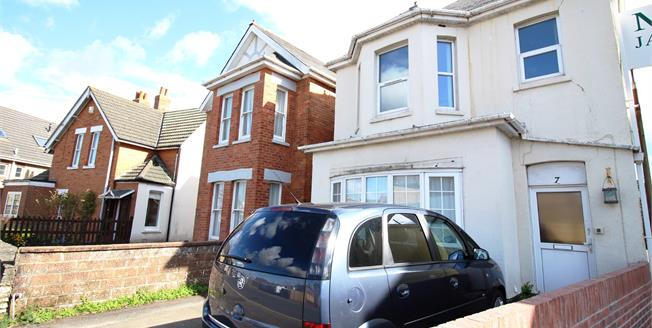 Offers Over £125,000, 2 Bedroom Flat For Sale in Dorset, BH5