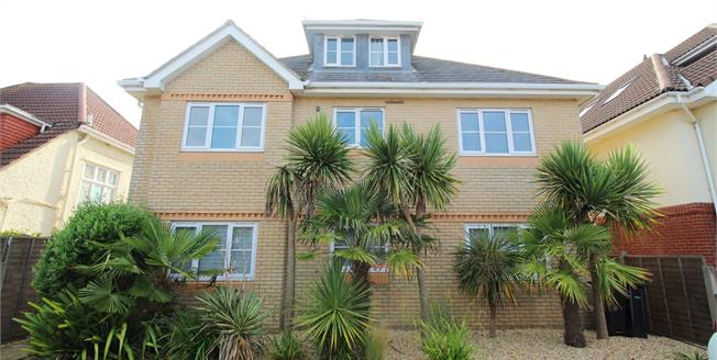 Asking Price £235,000, 2 Bedroom Flat For Sale in Dorset, BH6