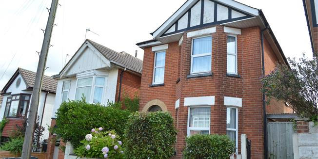 Asking Price £295,000, 3 Bedroom Detached House For Sale in Bournemouth, BH9