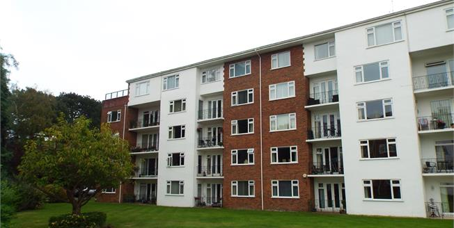 Asking Price £355,000, 3 Bedroom Flat For Sale in Poole, BH13