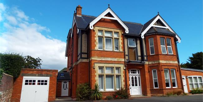 Asking Price £385,000, 2 Bedroom Flat For Sale in Bournemouth, BH4