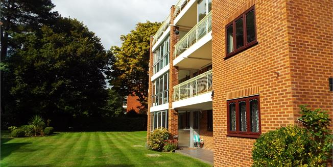 Asking Price £390,000, 3 Bedroom Flat For Sale in Bournemouth, BH4