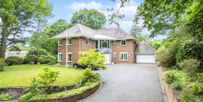 Asking Price £1,750,000, 4 Bedroom Detached House For Sale in Poole, BH13