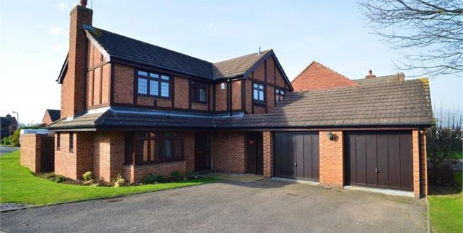 Offers in excess of £350,000, 4 Bedroom House For Sale in Evesham, WR11