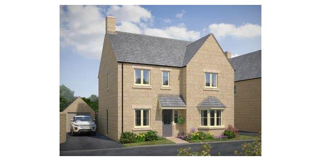 £479,950, 4 Bedroom Detached House For Sale in Bourton On Water, GL54