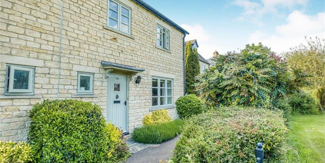 Guide Price £325,000, 3 Bedroom Semi Detached House For Sale in Chipping Campden, GL55