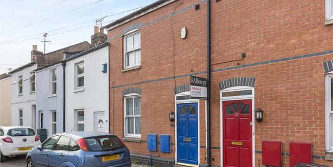 Guide Price £245,000, 3 Bedroom Terraced House For Sale in Cheltenham, GL52