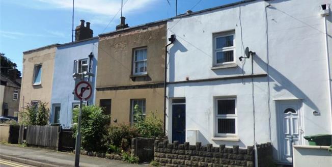 Guide Price £155,000, 2 Bedroom Terraced House For Sale in Cheltenham, GL51