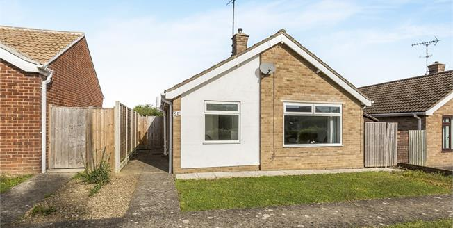 Guide Price £220,000, 2 Bedroom Detached Bungalow For Sale in Cheltenham, GL51