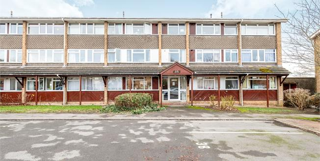 Offers Over £120,000, 2 Bedroom Flat For Sale in Ashchurch, GL20