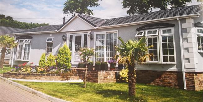 Offers Over £190,000, 2 Bedroom Detached Bungalow For Sale in Cheltenham, GL52