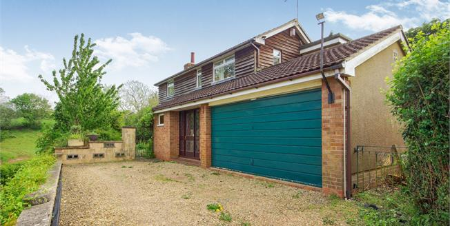 Guide Price £550,000, 2 Bedroom Detached House For Sale in Bevington, GL13