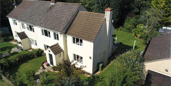 Offers in excess of £400,000, 4 Bedroom Semi Detached House For Sale in Stinchcombe, GL11