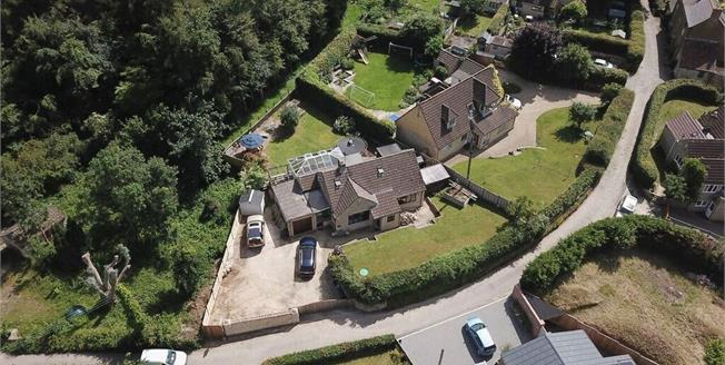 Guide Price £500,000, 4 Bedroom Detached House For Sale in North Nibley, GL11