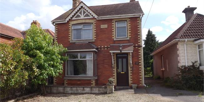Offers in excess of £290,000, 3 Bedroom Detached House For Sale in Dursley, GL11