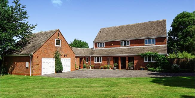 Offers in excess of £750,000, 4 Bedroom Detached House For Sale in Coaley, GL11
