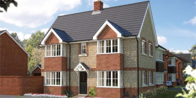 £283,995, 3 Bedroom Detached House For Sale in Honeybourne, WR11