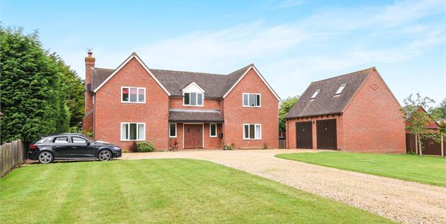 Guide Price £750,000, 5 Bedroom Detached House For Sale in Evesham, WR11