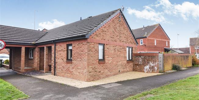 Guide Price £110,000, 1 Bedroom Bungalow For Sale in Evesham, WR11