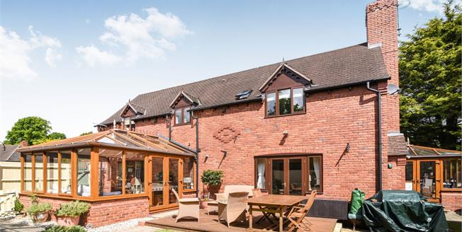 Asking Price £385,000, 4 Bedroom For Sale in South Littleton, WR11