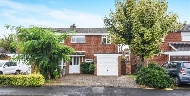 Offers in excess of £200,000, 3 Bedroom Semi Detached House For Sale in Offenham, WR11