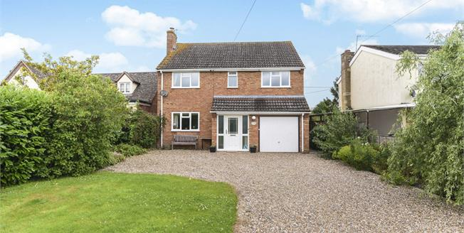 Offers Over £300,000, 4 Bedroom Detached House For Sale in South Littleton, WR11