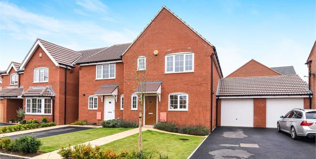 Offers Over £220,000, 3 Bedroom Semi Detached House For Sale in Evesham, WR11