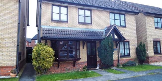Offers Over £170,000, 3 Bedroom Semi Detached House For Sale in Evesham, WR11